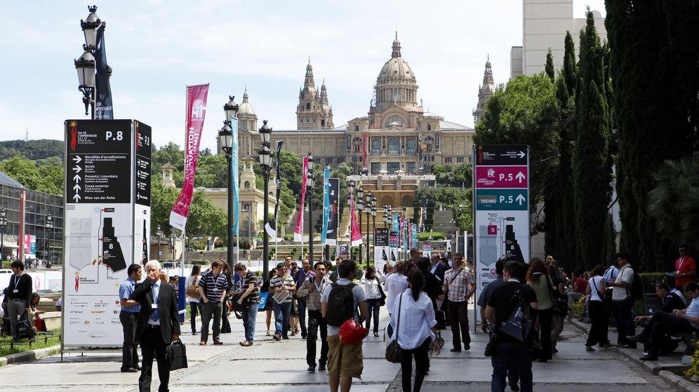 Foto: Sede de Montjuïc de la Fira de Barcelona. (firabarcelona.com)