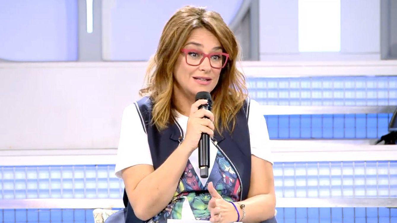 Toñi Moreno corta 'MYHYV' al escuchar un comentario machista de corte sexual