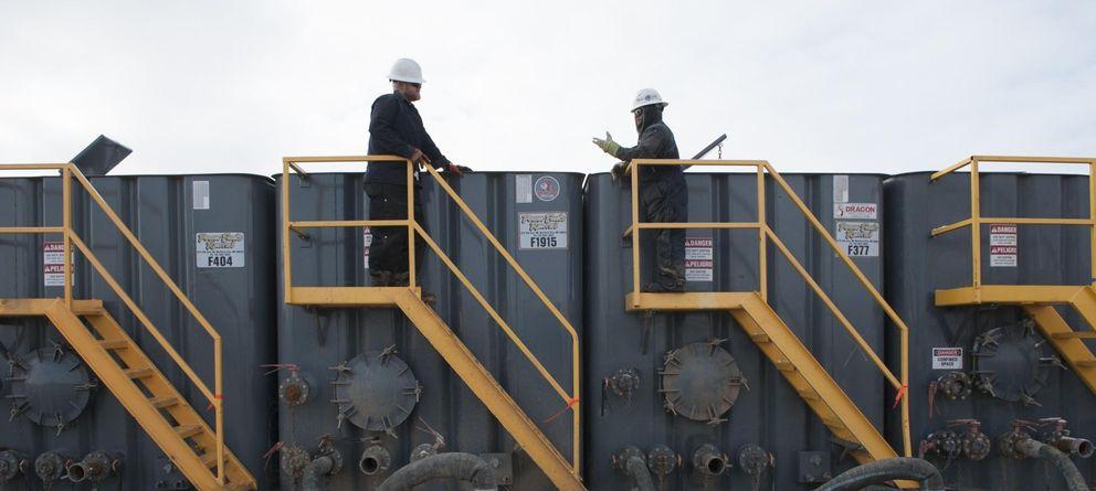 El petróleo se anota su mayor caída semanal desde mayo del año pasado
