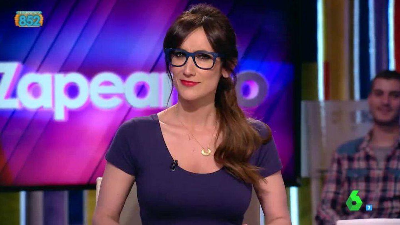 Ana Morgade, en 'Zapeando'. (Atresmedia)