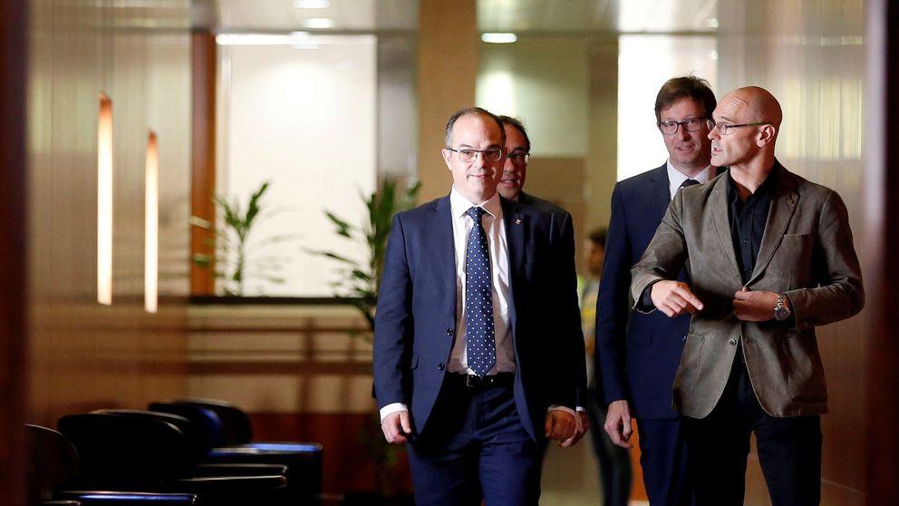 Junts per Catalunya y ERC discrepan sobre la investidura del futuro 'president'