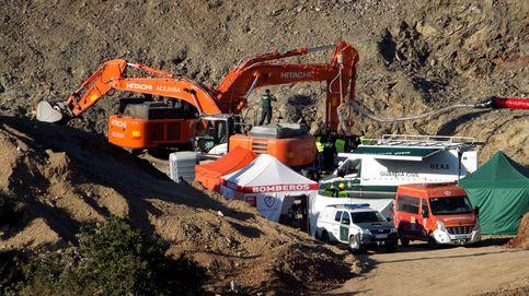 Última hora del rescate de Julen: no hay plazos para llegar al pozo pero todo va bien