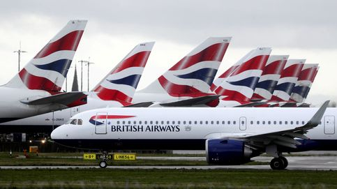 Reino Unido descarta un rescate global de las aerolíneas y estudiará caso a caso