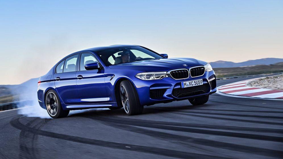 Foto: 600 CV en la sexta generación del BMW M5