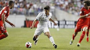 Asensio, el mejor fichaje de Florentino que está llamado a sentar a Cristiano Ronaldo