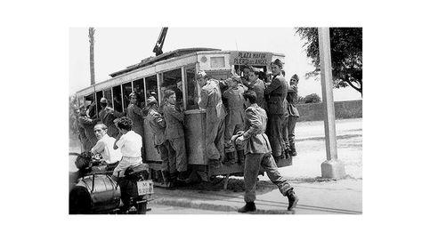El Madrid que creció junto a la ribera del Manzanares