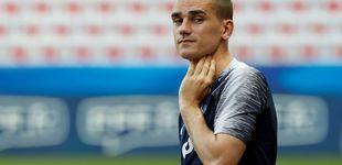 Post de La decisión que guarda Griezmann tras el Mundial para no meter la pata