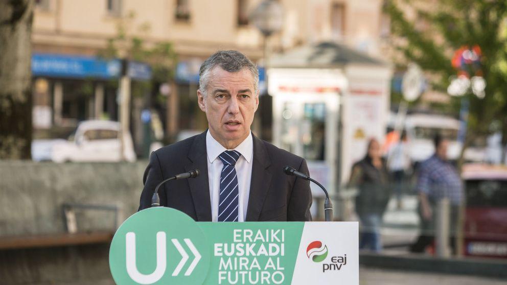 PNV desactiva la amenaza de Podemos y ya contempla gobernar en minoría