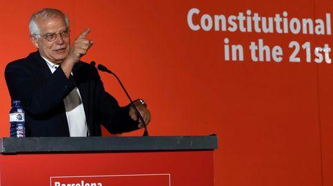 Borrell defiende que el Gobierno no intervenga en las acusaciones a los presos