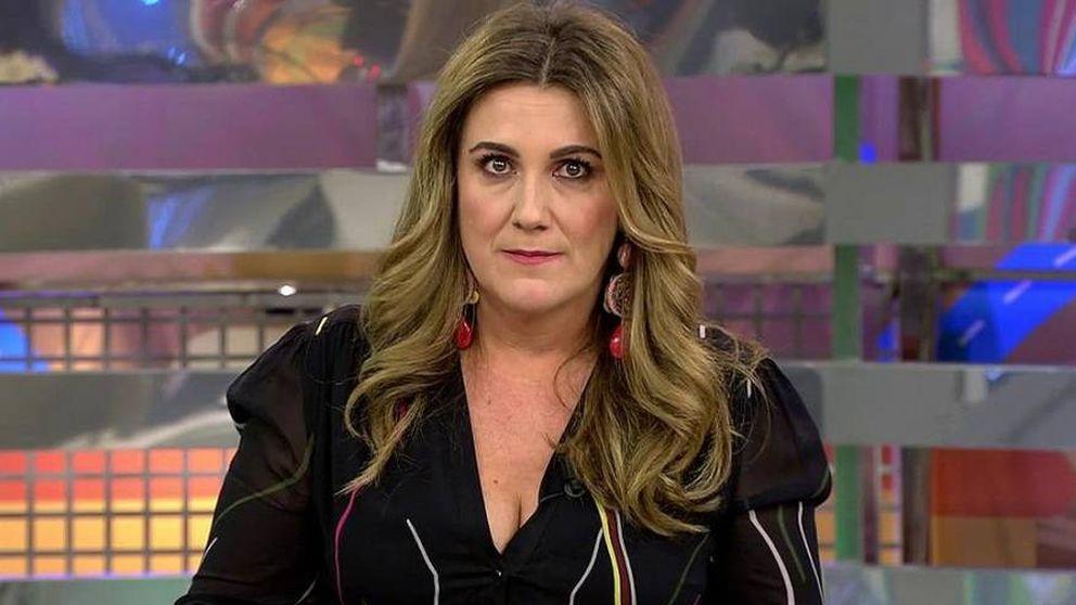 Carlota frena a Rafa Mora en 'Sálvame': Esto es un trabajo no un colegio