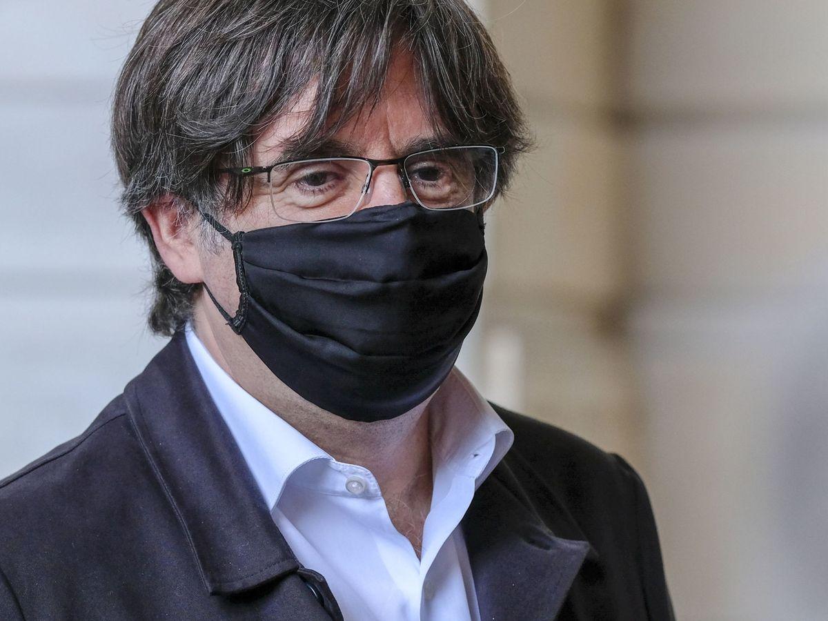 Foto: El expresidente Carles Puigdemont. (EFE)