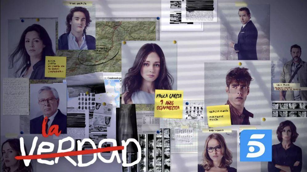 La verdad 1x08  Espa&ntildeol Disponible