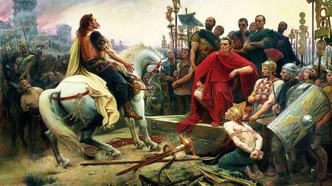César/Vercingétorix: el fin de 1.000 años de civilización celta costó un millón de muertos
