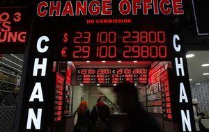 Rusia quiere un rublo alto, Suiza un franco bajo... ¡así son las divisas!