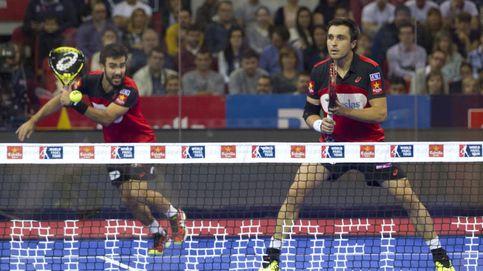 Belasteguín celebra sus 15 años como número 1 con el título en Zaragoza