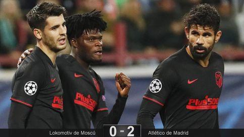 La no tan sorprendente lucidez de Thomas Partey en el Atlético de Madrid