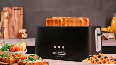 Las mejores ofertas y descuentos en tostadoras Cecotec: análisis-comparativa