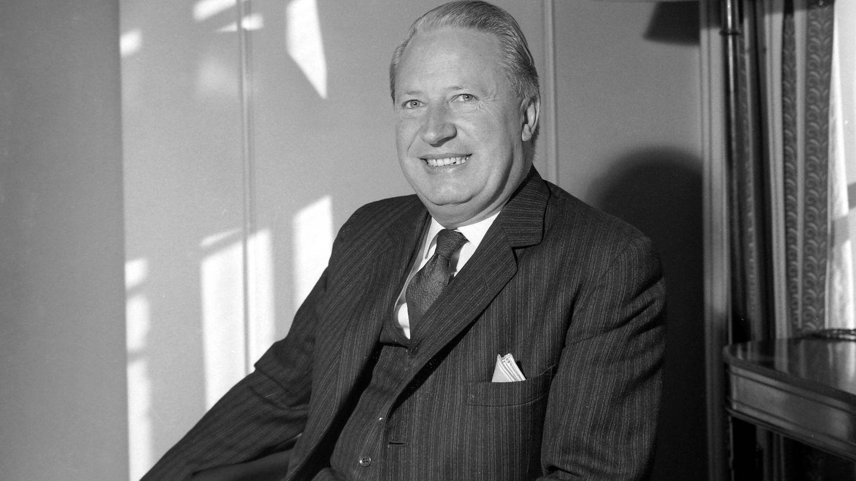 Edward Heath, el 'tory' que impulsó la medida. (Cordon Press)