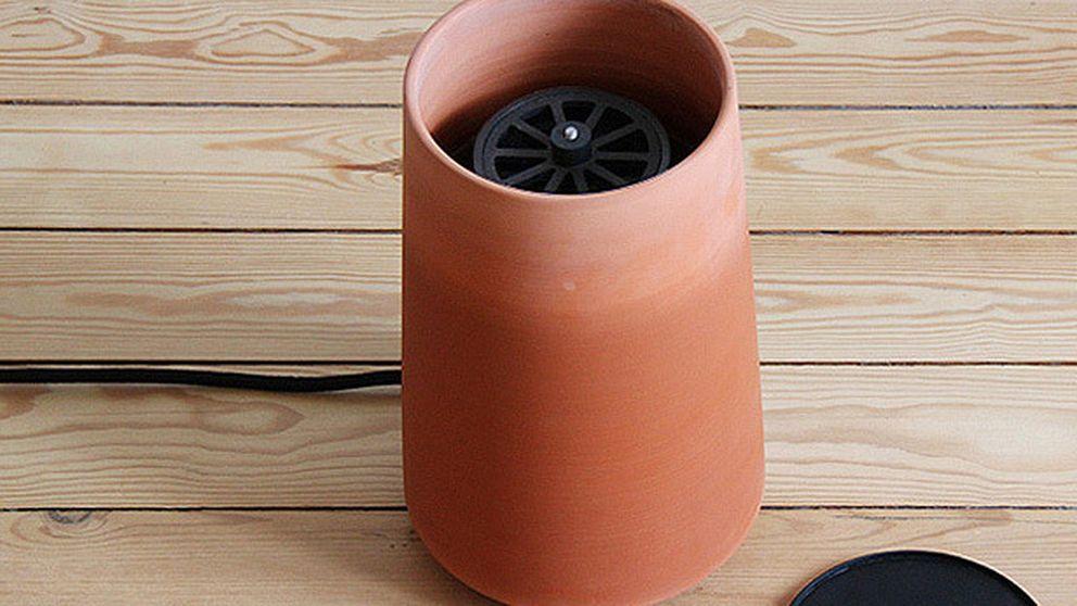 Cold Pot, el aire acondicionado que se basa en el principio del botijo