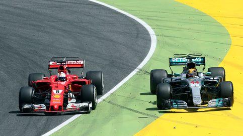 Hamilton gana a Vettel en España: Sainz séptimo y Alonso (por fin) cruza la meta