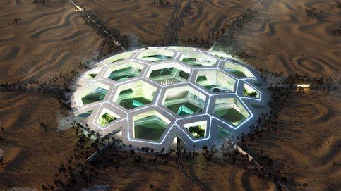 Los reyes del petróleo quieren convertir Arabia en una utopía ecologista