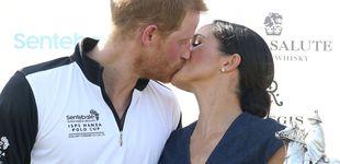 Post de Diana y Carlos ya se dieron el famoso beso en el partido de polo antes que Meghan y Harry