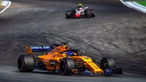 Clasificación del GP de Alemania en directo: Alonso y Sainz a luchar por la Q3