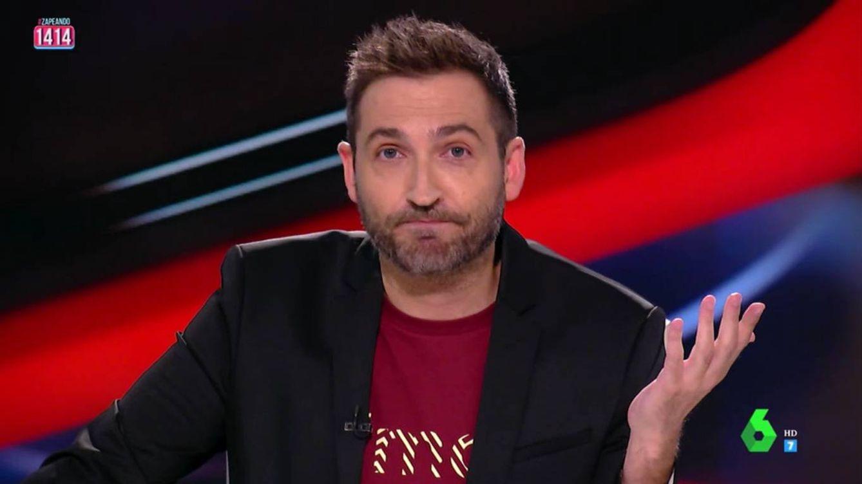 Frank Blanco deja definitivamente 'Zapeando'