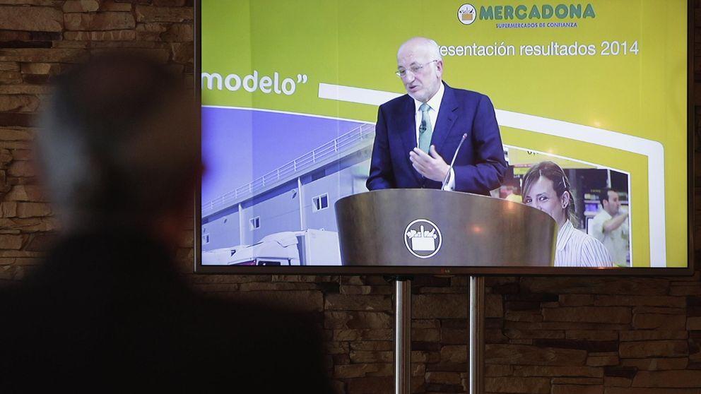"""Juan Roig: """"Es un orgullo para Mercadona pagar impuestos"""""""