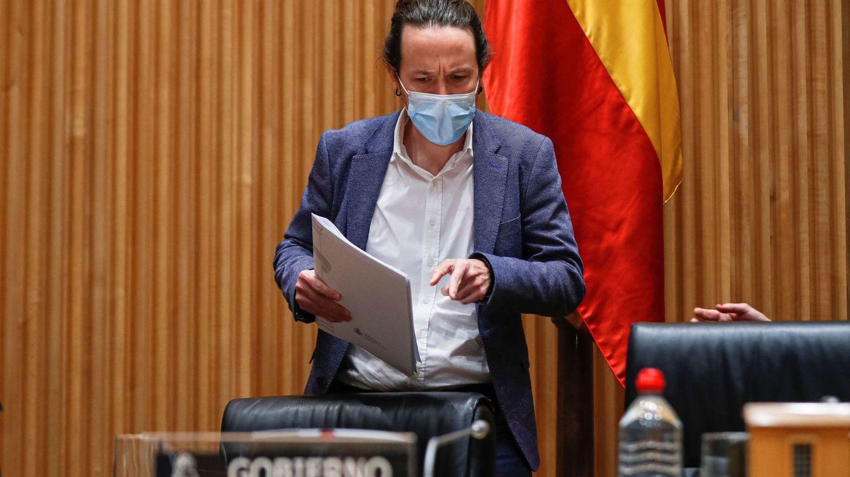 El plan de Iglesias para seguir presionando a Sánchez tras los Presupuestos