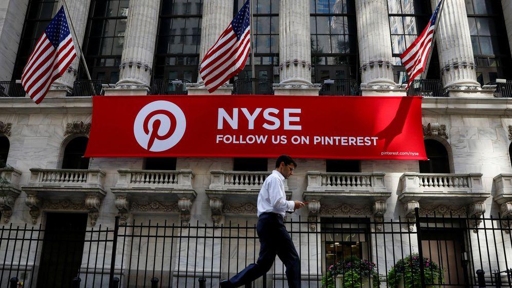 Foto: Un anuncio de Pinterest. (Reuters)
