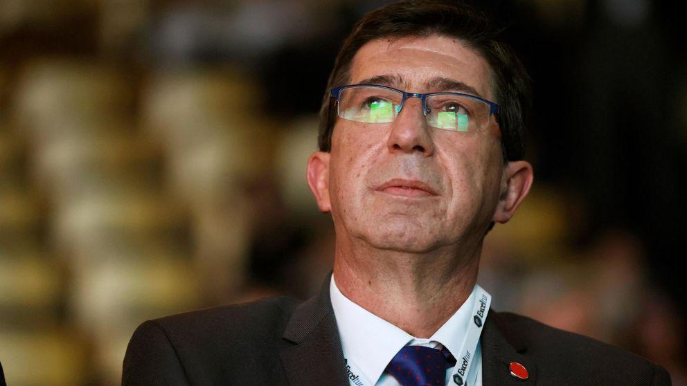 Juan Marín propone una coalición entre Cs, PP y PSC para las elecciones catalanas
