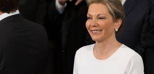 Post de Así es Clemencia Rodríguez, la primera dama de Colombia que hoy almuerza con Letizia