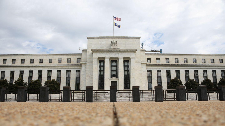 El edificio de la Reserva Federal en Washington (EEUU). (Reuters)