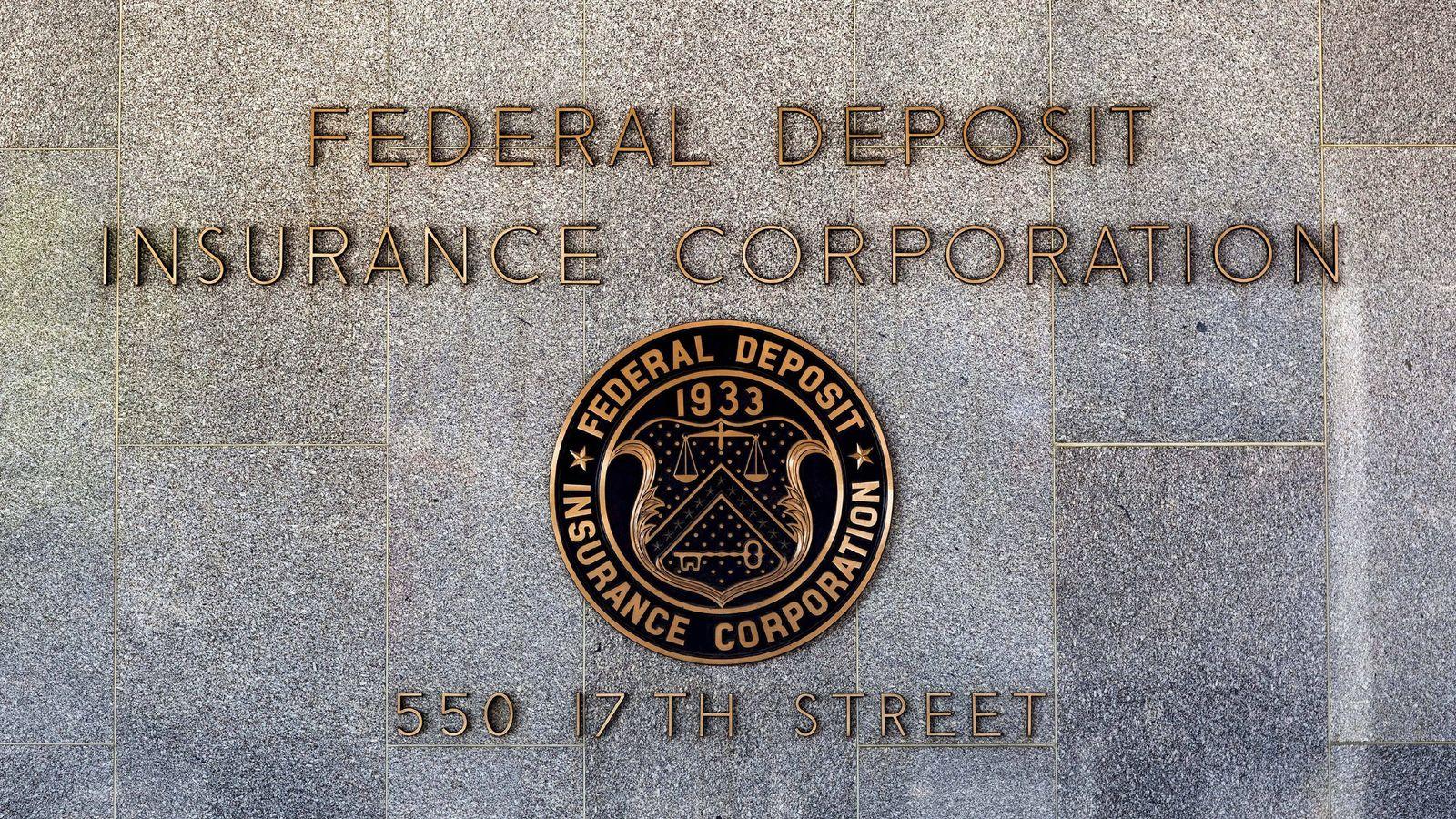 Foto: Sede del FDIC, organismo norteamericano encargado de rescatar entidades, en Washington. (EFE)