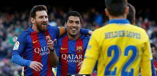 Post de El Barcelona apaga con goles el incendio provocado por la directiva