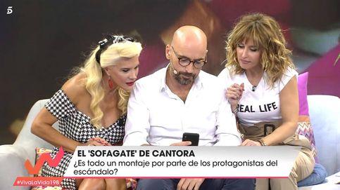 Emma García y su equipo traicionan a un colaborador mostrando su foto picante