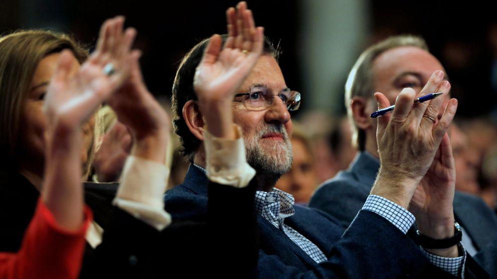 Rajoy se amparará en la subida del empleo para aplacar a sus barones
