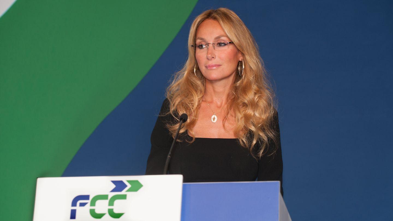Esther Alcocer Koplowitz,  presidenta de FCC. (EFE)
