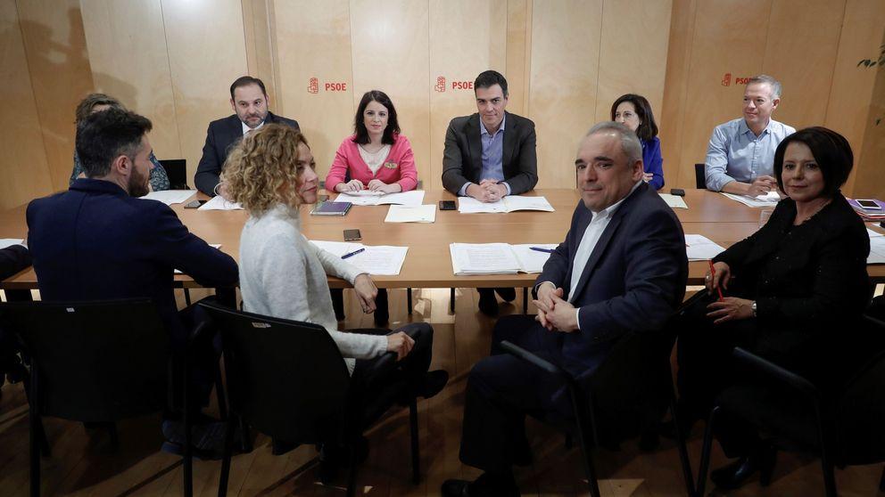 Sánchez pide a los 'indepes' que busquen un líder viable y se libere de Puigdemont