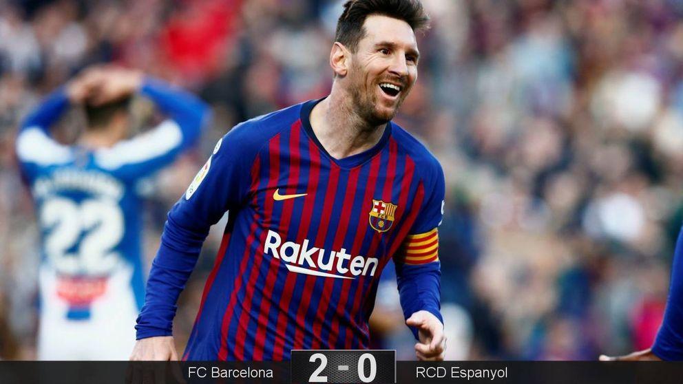 La resistencia es Leo Messi