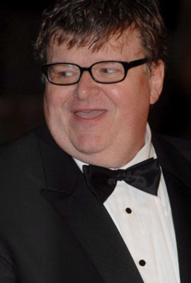 Foto: Michael Moore presentará 'Sicko' en Michigan con una gala a beneficio del Partido Demócrata