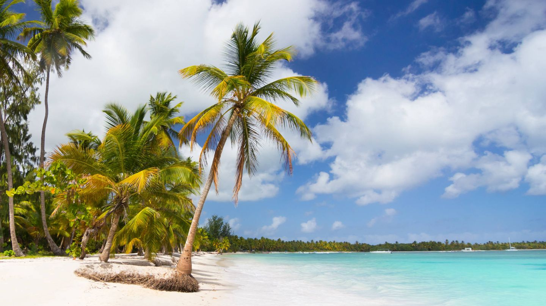 Playa Bávaro, República Domincana. (Shutterstock)