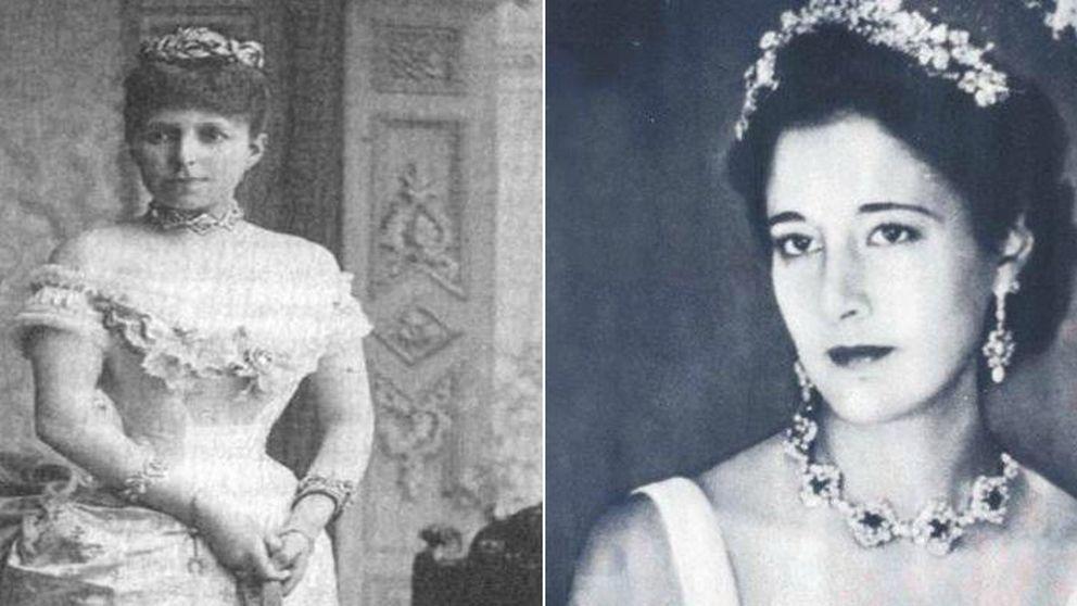 Reaparecen las joyas de la archienemiga de Martínez Bordiú