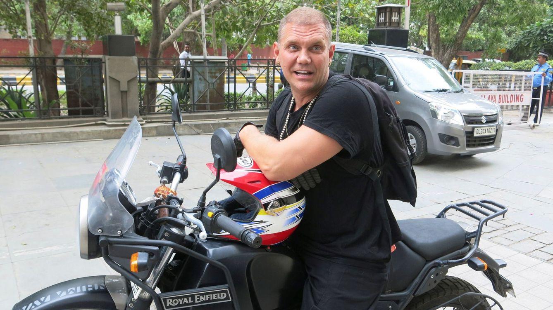 Nacho Vidal, detenido en Valencia por conducir sin puntos de forma temeraria