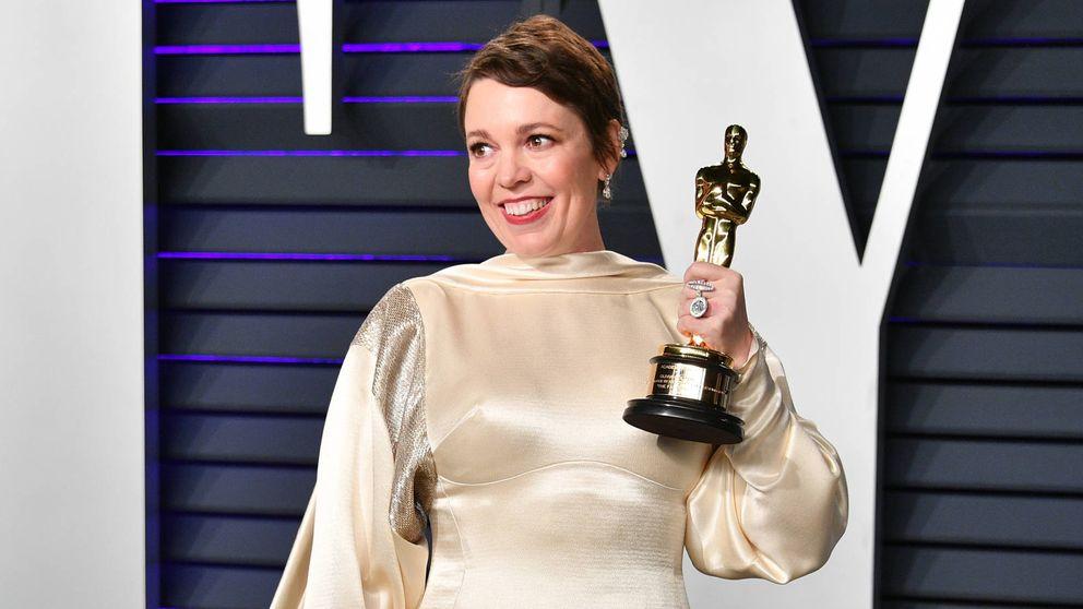 Olivia Colman y el corte de pelo que le ha hecho ganar el Oscar