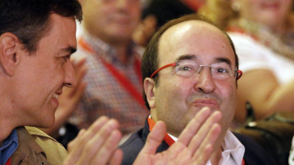 El PSC pide el cese de las cargas y a Rajoy y Puigdemont que se vayan