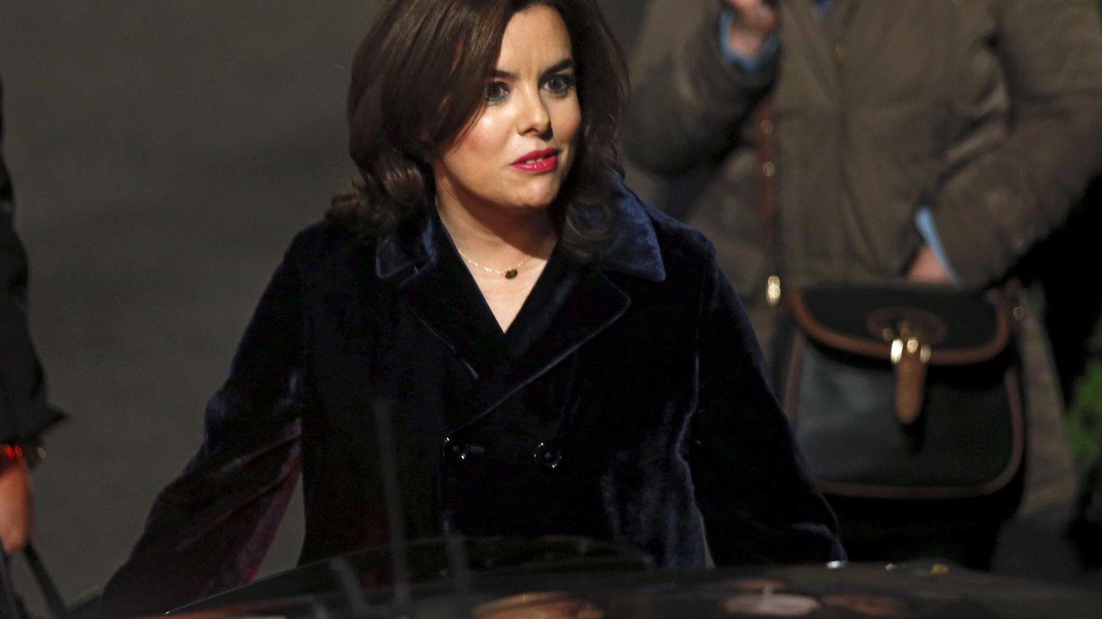 Foto: La verdadera ganadora del debate, incluso antes de que se llevase a cabo. (Reuters/Sergio Pérez)