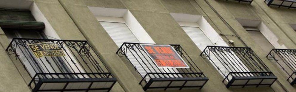 Foto: Enero de 2003, 14 días para vender una vivienda; diciembre de 2012, 465