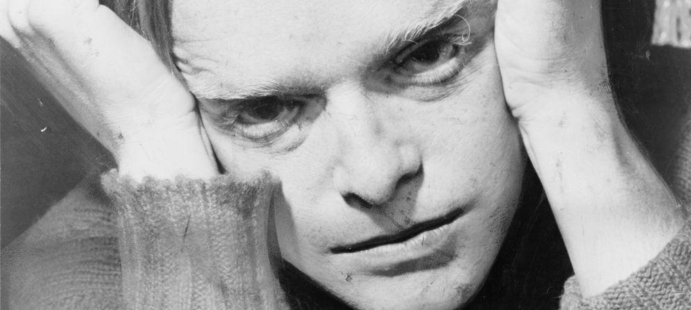 Foto: Truman Capote, fotografía de Roger Higgins, 1959